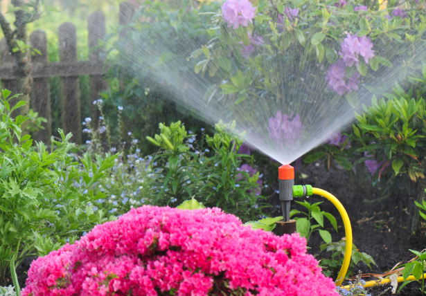 Irrigation Services - Green Horizon Landscape Management & Construction, Middleboro, MA