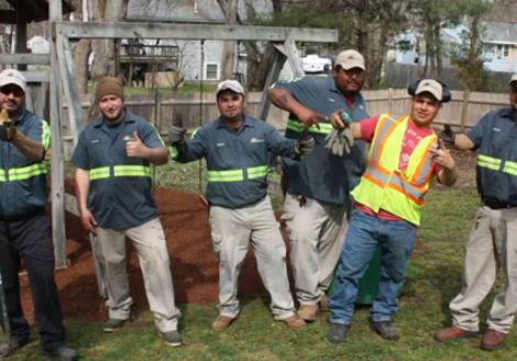 Day of Service 2016 - Greener Horizon Volunteers